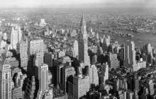 Old pictures of New York - 1932 year - New York City