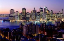 Twilight Sky - New York City - New York City