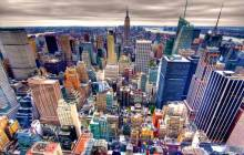 New York skyline wallpaper - New York City
