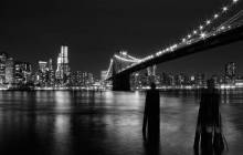 New York city at night wallpapers - New York City