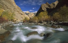 Hanupata River Gorge - Ladakh - India