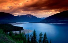 Upper Arrow Lake - British Columbia - Canada