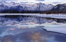 Vermilion Lakes - Banff National Park - Canada
