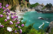 McWay Falls - Julia Pfeiffer Burns State Park - Near Big ... - California