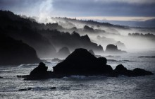 Mendocino Coastline - California