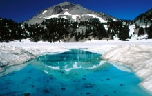 The Thaw - Lassen Volcanic National Park - California