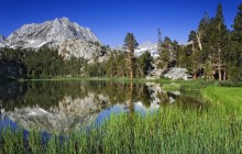 Lake Mary Louise - Eastern Sierra - California