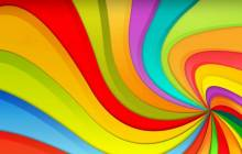 Pretty colorful backgrounds - Colorful wallpaper