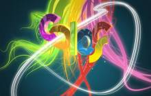 Crazy colorful backgrounds - Colorful wallpaper