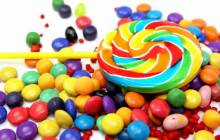 Colorful candies wallpaper - Colorful