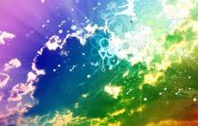 Bright colorful backgrounds - Colorful wallpaper