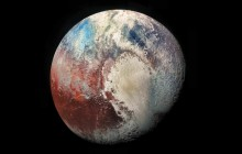 Most detailed picture of pluto - Planets