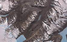 Earth from space Antarctica wallpaper - Earth