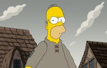 Homer Simpson in the Middle Ages 29 season