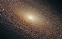 Spiral Galaxy NGC 2841 - Space