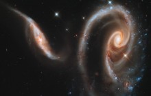 A Rose Made of Galaxies Highlights Hubbles 21st Anniversary - Space