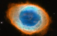 Hubble Captures a Ring nebula M57 - Space