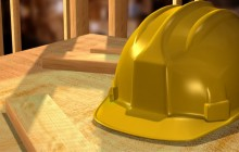 Construction helmet wallpaper