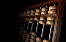 Abacus wallpaper