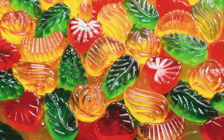 Jelly sweets, Food wallpapers
