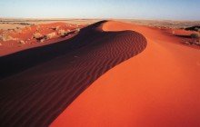 Simpson Desert - South Australia - Australia
