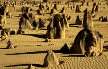 The Pinnacles - Nambung National Park - Australia