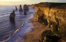 Scenic Twelve Apostles - Port Campbell National Park - Australia