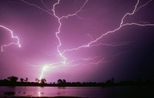 Electrical Storm - Kakadu National Park - Australia