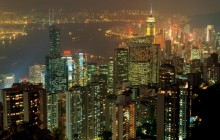 The Lights of Hong Kong - China