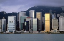 Admiralty Skyline - Hong Kong - China