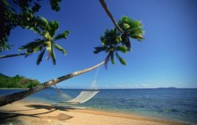 Hammock by the Sea - Fiji - Fiji