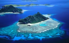 Monukiri and Monu Islands - Fiji