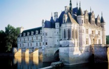 Chenonceau Castle HD wallpaper - France