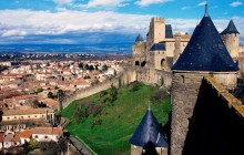 Comtal Castle - Carcassonne HD - France