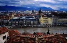 Grenoble - Rhone-Alpes - France - France