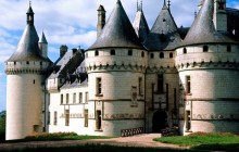 Chaumont Castle - France - France