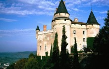 Mecues Castle - France - France