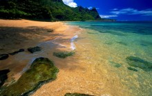 Tunnels Beach - Kauai - Hawaii