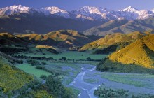 Kaikoura Range - South Island - New Zealand
