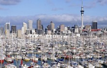 Westhaven Marina - Auckland - New Zealand
