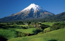 Mount Taranaki - Egmont National Park - New Zealand