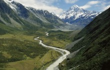 Hooker Valley - Mount Cook National Park - New Zealand