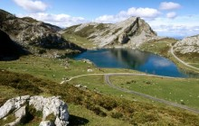 Lake Enol - Covadonga - Picos de Europa National Park - Spain