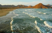 Genoveses Beach - Cabo de Gata Natural Park - Spain