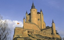 Alcazar Castle - Segovia - Spain