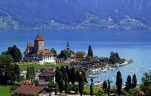 Lake Thun - Spiez - Switzerland