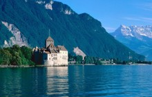 Chillon Castle - Lake Geneva - Switzerland