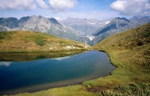 Lake Catogne - Valais - Switzerland