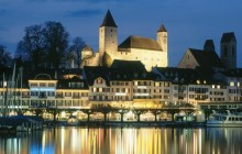 Canton of St. Gallen - Lake Zurich - Switzerland