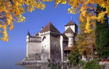 Chateau de Chillon - Montreux - Switzerland